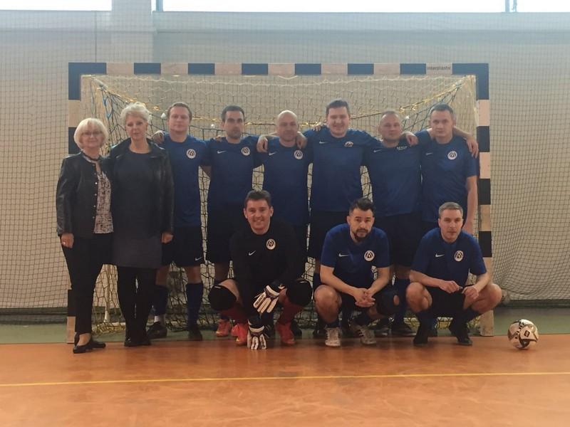 VIII Ogólnopolskie Mistrzostwa Radców Prawnych w Halowej Piłce Nożnej